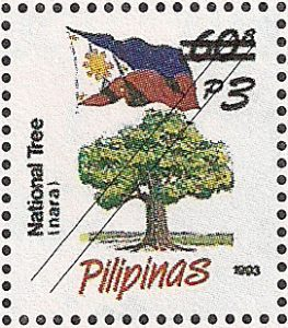 National Tree (Narra)