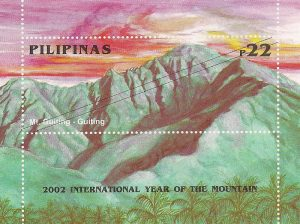 Philippine Mountains - Mt. Guiting-Guiting