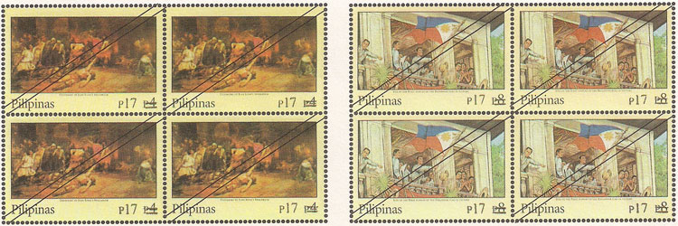 Philippine Centennial Prestige Booklets