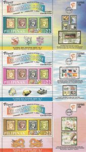 """FILIPINAS 2004"" Stamp Exhibition"