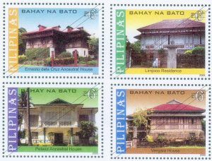 Philippine Ancestral Houses or Bahay na Bato