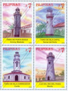 Colonial Lighthouses in the Philippines II