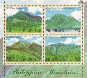 Philippine Mountains