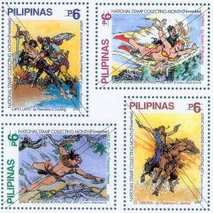 Great Achievers in Philippine Art I - Comics Illustrators