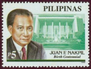 Juan F. Nakpil, National Artist for Architecture