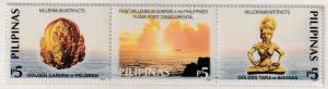 The Golden Garuda of Palawan, Sunrise at Pusan Point and The Golden Tara of Agusan