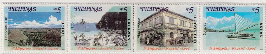 Philippine Tourist Spots