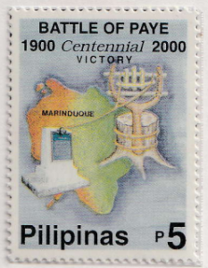 Battle of Paye, Boac, Marinduque