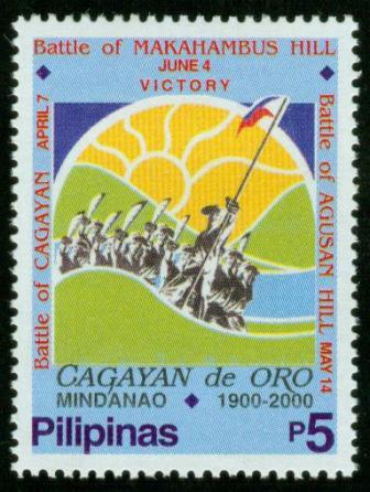 Three Battles in Cagayan de Oro City