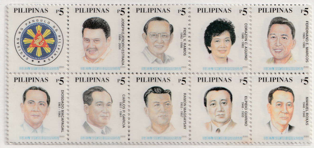 Presidents of the Philippines - 1946 to 2004