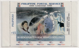 Philippine Postal Service Centennial