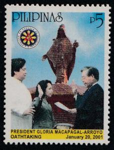 President Gloria Macapagal Arroyo Inauguration
