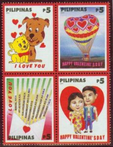 Valentine's Day 2002